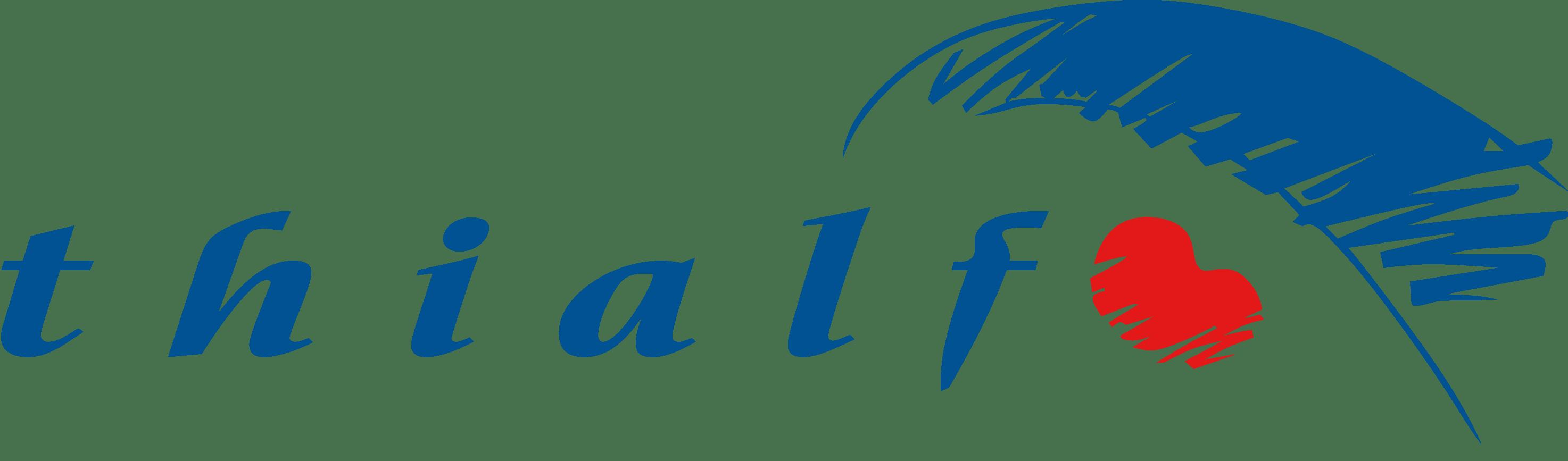 THIALF logo - zonder Heerenveen